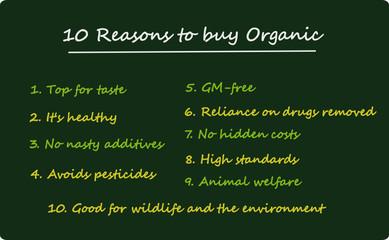 Organic10Reasons