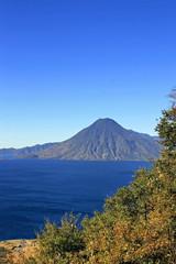 Volcan Toliman, Guatemala