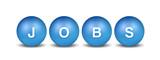 Job - blue poster