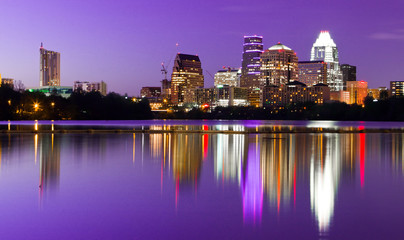 City Skyline - Austin, TX