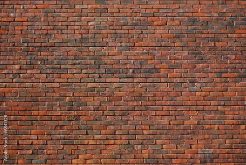 Leinwandbild Motiv Brick wall background 1