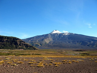 Antuco_Volcano_Valley_Chile