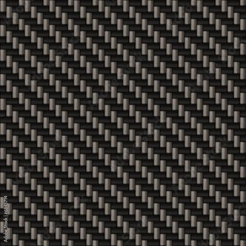 poster of diagonal carbon fiber weave