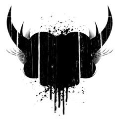 Grunge design element