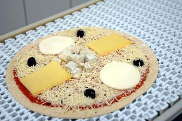 Pizza industrielle
