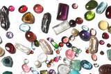 Semi-precious stones poster