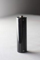 Black AA Battery