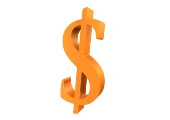 Dollar en or
