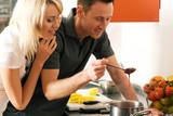 Essen gemeinsam zubereiten