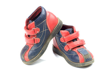 Used child shoes