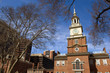Independence Hall - historical landmark in Philadelphia