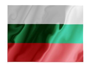 Bulgaria fluttering