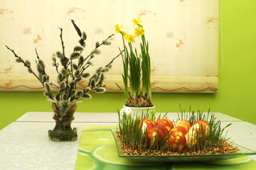 Easater table