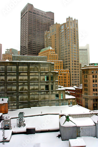 Boston Winter..