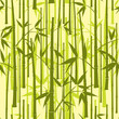 roleta: Bamboo pattern, seamless, vector illustration