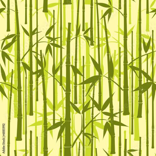 Seamless Bamboo Bamboo Pattern Seamless
