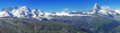 Rothornpanorama - Aussichtsberg von Zermatt