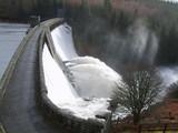 powerful dam