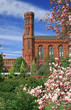 Smithsonian Castle, Landmark of Washington DC