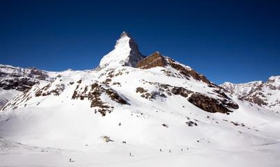Matterhorn from Swizz side