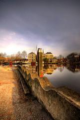 Gouda Harbour