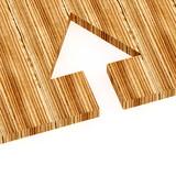 tree wood metaphor poster