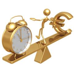 Balancing Time And Euro