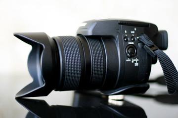 Digital black photocamera