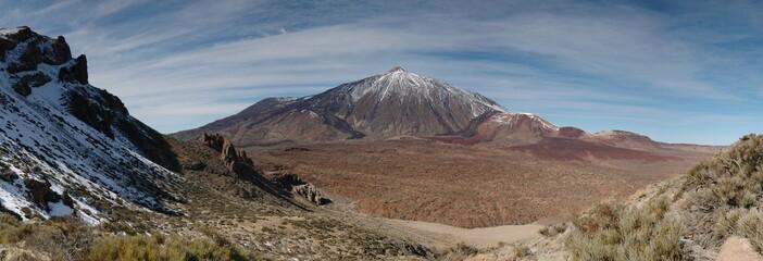 Pico de Teide, sleeping vulcano