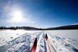 Cross Country Skiing - 6947510