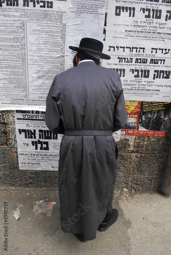 Jewish orthodox district