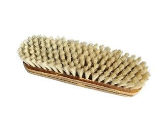 clothes brush isolate