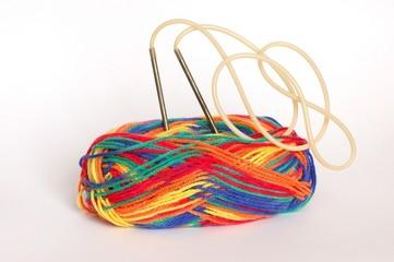 Knitting needles 4