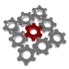 Center Gear