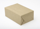 Parcel in Brown Paper poster