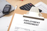 employment agreement poster