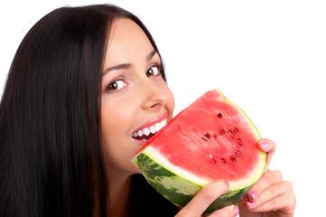 water-melon diet