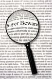 Buyer Beware poster