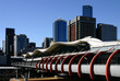 Leinwanddruck Bild - Melbourne - Southern Cross Station