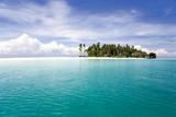 Fototapety Tropical Island Paradise