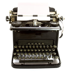 antique type-writer