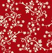 roleta: Seamless luxurious pattern