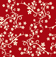 Seamless luxurious pattern