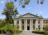 Supreme court building of Western Australia in Perth poster