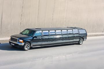 big black limo