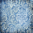 roleta: vintage denim texture with classy patterns
