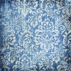 vintage denim texture with classy patterns