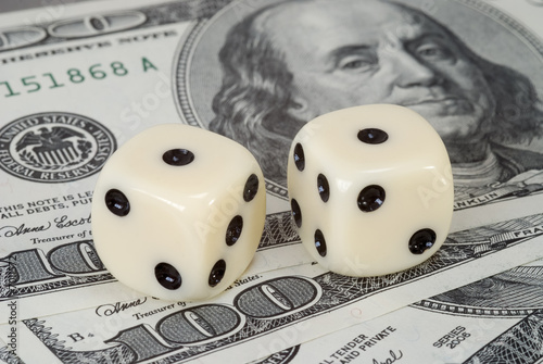 Risk factor in dollar investments