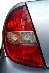 car rear light unit