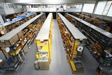 magazzino industriale